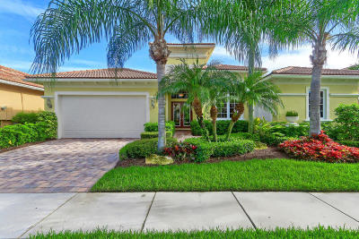 West Palm Beach Single Family Home For Sale: 10777 Hollow Bay Terrace