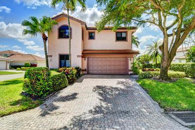 Delray Beach Single Family Home For Sale: 7725 Glendevon Lane