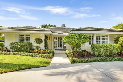 Boca Raton Single Family Home For Sale: 2838 Banyan Boulevard Circle Boulevard NW