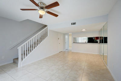 Jupiter Townhouse For Sale: 6198 Riverwalk Lane #3
