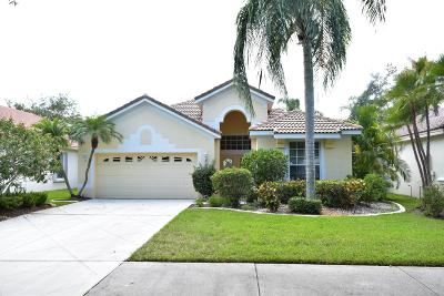 Port Saint Lucie Single Family Home Contingent: 562 SW Lake Charles Circle
