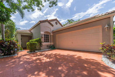 Boca Raton Single Family Home For Sale: 23314 La Vida Way