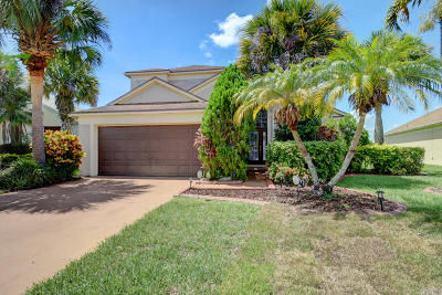 Boca Raton Single Family Home For Sale: 22488 Middletown Drive