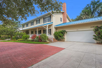 Fort Pierce Single Family Home For Sale: 1901 Winding Creek Lane