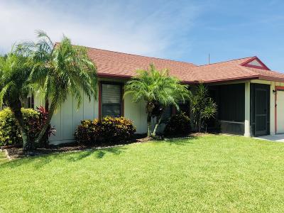Jupiter Single Family Home For Sale: 6215 Mullin Street