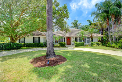 Boca Raton Single Family Home For Sale: 1145 SW 17th Street
