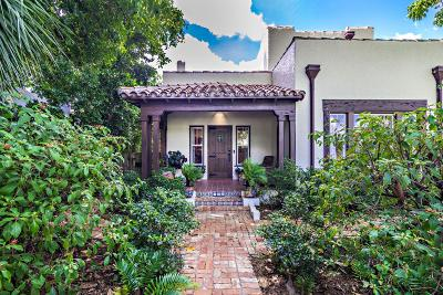 West Palm Beach Single Family Home Contingent: 720 Ardmore Road