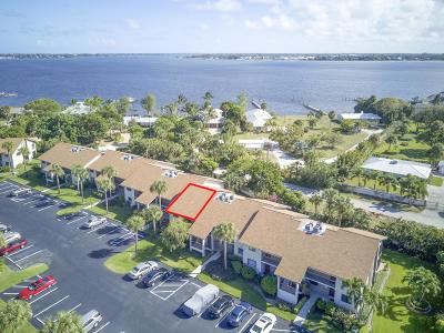 Jensen Beach Condo For Sale: 1600 NE Dixie Highway #10-207
