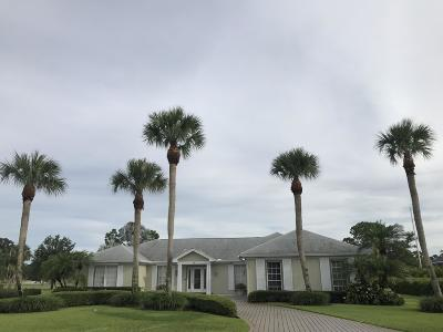 Tequesta Single Family Home For Sale: 32 SE Turtle Creek Drive