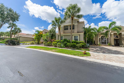 Boca Raton Single Family Home For Sale: 6268 Via Palladium