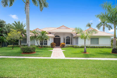 Single Family Home For Sale: 2091 Henley Place