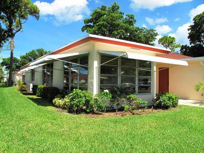 Delray Beach Single Family Home For Sale: 5220 NW 3rd Street #A