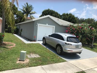 Boynton Beach Rental For Rent: 713 Key West Street
