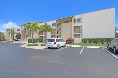 Palm Beach Gardens Condo For Sale: 11811 Ave Of Pga #6-3b