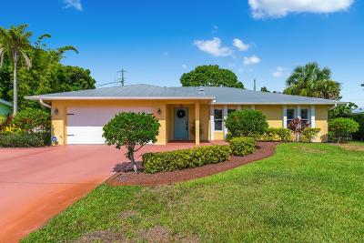 Stuart Single Family Home For Sale: 714 SE Madison Avenue