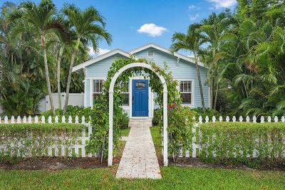 Delray Beach Single Family Home For Sale: 24 NE 12th Street