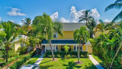 Delray Beach Multi Family Home For Sale: 911 NE 8th Avenue #A And B