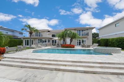 Delray Beach Single Family Home For Sale: 964 Allamanda Drive