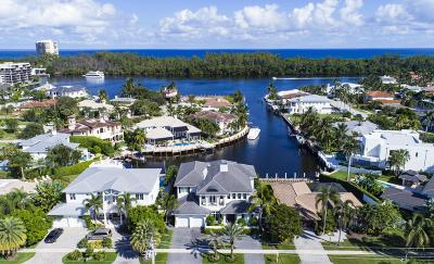 Lake Rogers, Lake Rogers Isle, Lake Rogers Isle Unit A, Lake Rogers Isle Unit C, Lake Rogers Isle Unit E Single Family Home For Sale: 3700 NE 6th Drive