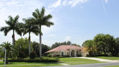 Palm City Single Family Home For Sale: 5090 SW Orchid Bay Drive
