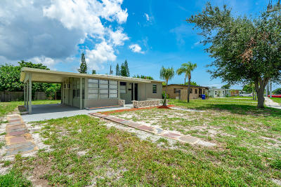 Pompano Beach Single Family Home For Sale: 1449 NE 51 Street