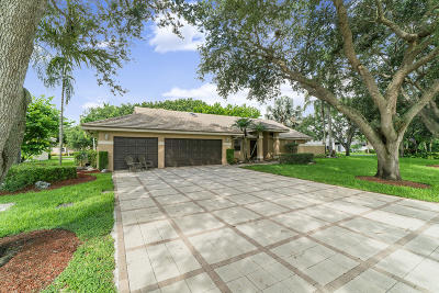 Parkland Single Family Home For Sale: 6030 NW 60th Court