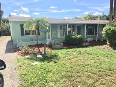 Fort Lauderdale Multi Family Home For Sale: 1923 NE 33rd Avenue #1-2