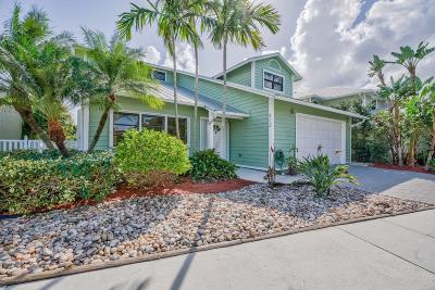 Jupiter Single Family Home For Sale: 402 Xanadu Place