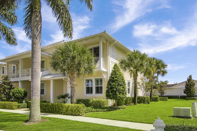 Jupiter Townhouse Contingent: 1307 Community Drive