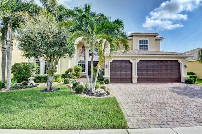 Lake Worth, Lakeworth Single Family Home For Sale: 9661 Campi Drive