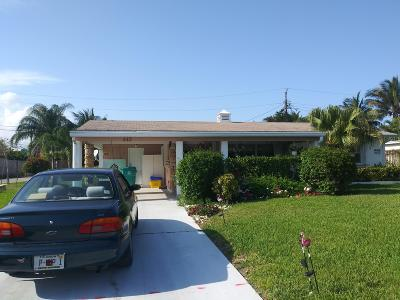 Boynton Beach Rental For Rent: 443 SW 8th Avenue