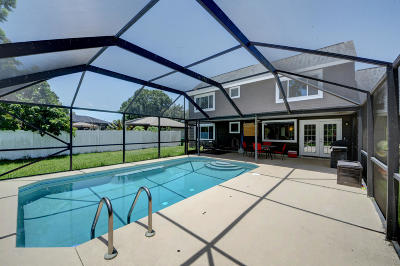 Port Saint Lucie Single Family Home For Sale: 2221 SE Aneci Street