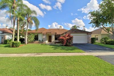 Boca Raton Single Family Home For Sale: 10174 182nd Lane S
