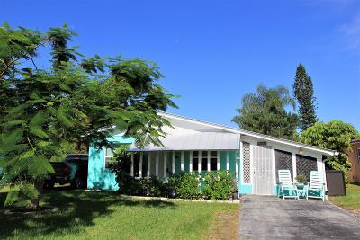 Jupiter Single Family Home For Sale: 508 Willet Avenue