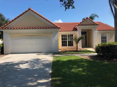 Delray Beach Single Family Home For Sale: 3700 Lancewood Place