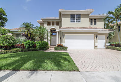 Delray Beach Single Family Home For Sale: 15958 Laurel Creek Drive