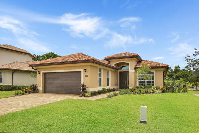 Stonewood Reserve Single Family Home For Sale: 7139 Limestone Cay Road