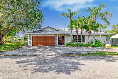 Tequesta Single Family Home Contingent