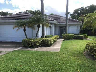 Palm Beach Gardens Single Family Home For Auction: 8563 Wakefield Drive