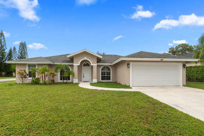 Royal Palm Beach Single Family Home For Sale: 196 Gulfstream Circle