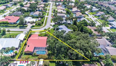 Boca Raton Single Family Home For Sale: 1501 NW 12th Terrace