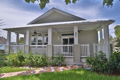West Palm Beach Single Family Home For Sale: 801 Ridgewood Drive