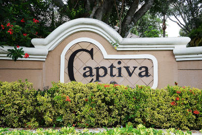Boca Raton Single Family Home For Sale: 7529 Martinique Boulevard