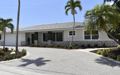 Boca Raton Single Family Home For Sale: 864 Appleby Street