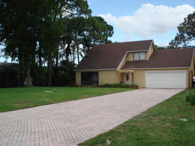 Lake Worth FL Single Family Home For Sale: $345,000