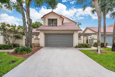 Boca Raton Single Family Home For Sale: 5536 Eton Court