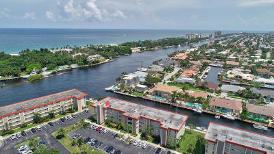 Lighthouse Point Condo For Sale: 3050 NE 48th Court #205
