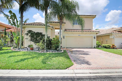Coral Springs Single Family Home For Sale: 12154 NW 46th Street