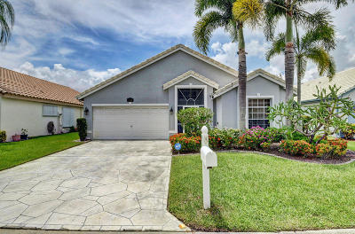 Delray Beach Single Family Home For Sale: 7782 Great Glen Circle