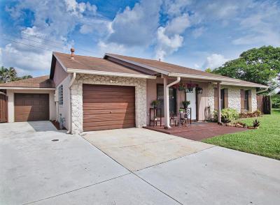 West Palm Beach Single Family Home For Sale: 1243 Fernlea Drive